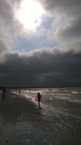 Het strand van Cadzand