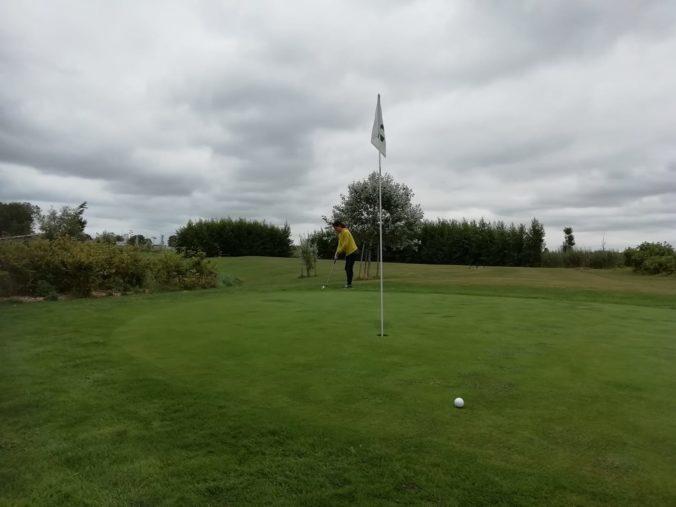Golfbaan in Cadzand