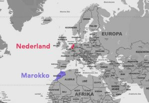 nederland tov marokko