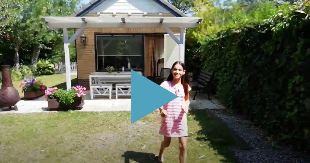 video vakantiehuis cadzand